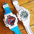 Оригинальный Бренд Часы Мужчины Открытый Спортивные Часы Цифровой СВЕТОДИОДНЫЙ Военные часы g110 стиль Электроника Наручные Часы Красочные часы