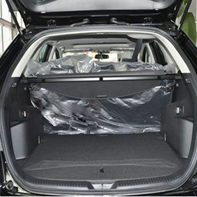 For Mazda CX 7 2011 2016 Rear Cargo Privacy Cover Trunk Screen Security  Shield