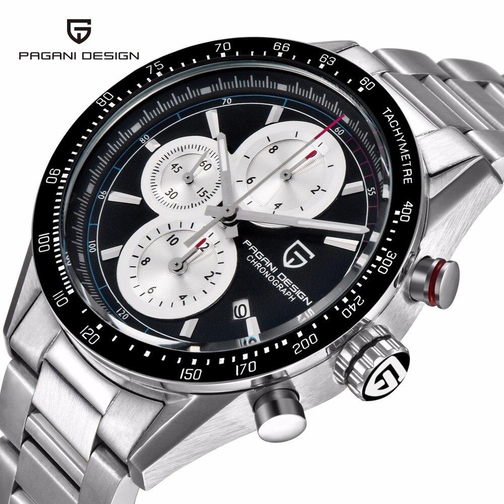 PAGANI DESIGN Sport Watch Multifunctional 1