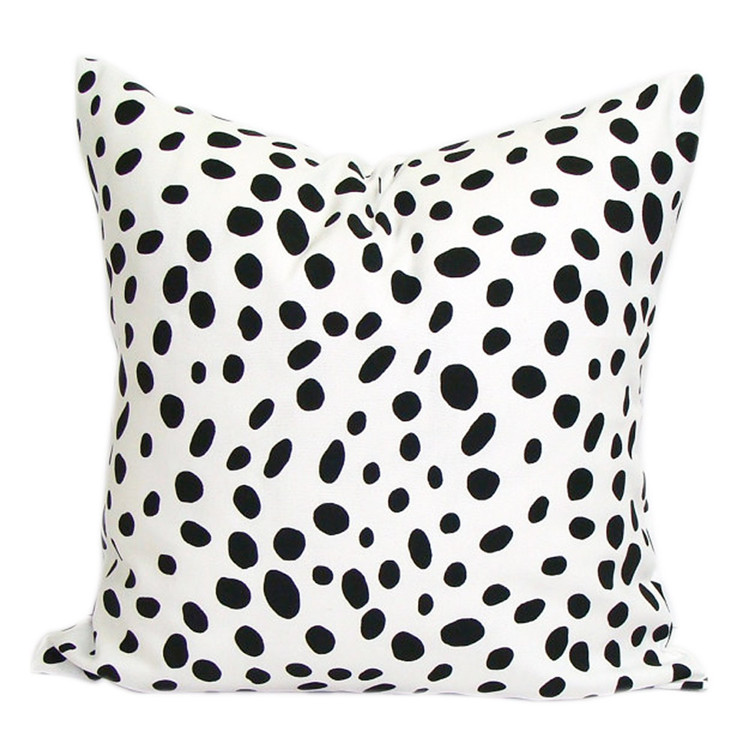 black white greek key chevron leopard canvas cushion throw pillow sofa pillow caseshome decor in cushion cover from home