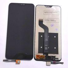 For Xiaomi Mi A2 lite / Redmi 6 pro Lcd Display Touch Sensor Screen Digitizer Full 2280*1080 For mi A2lite Screen Pantalla