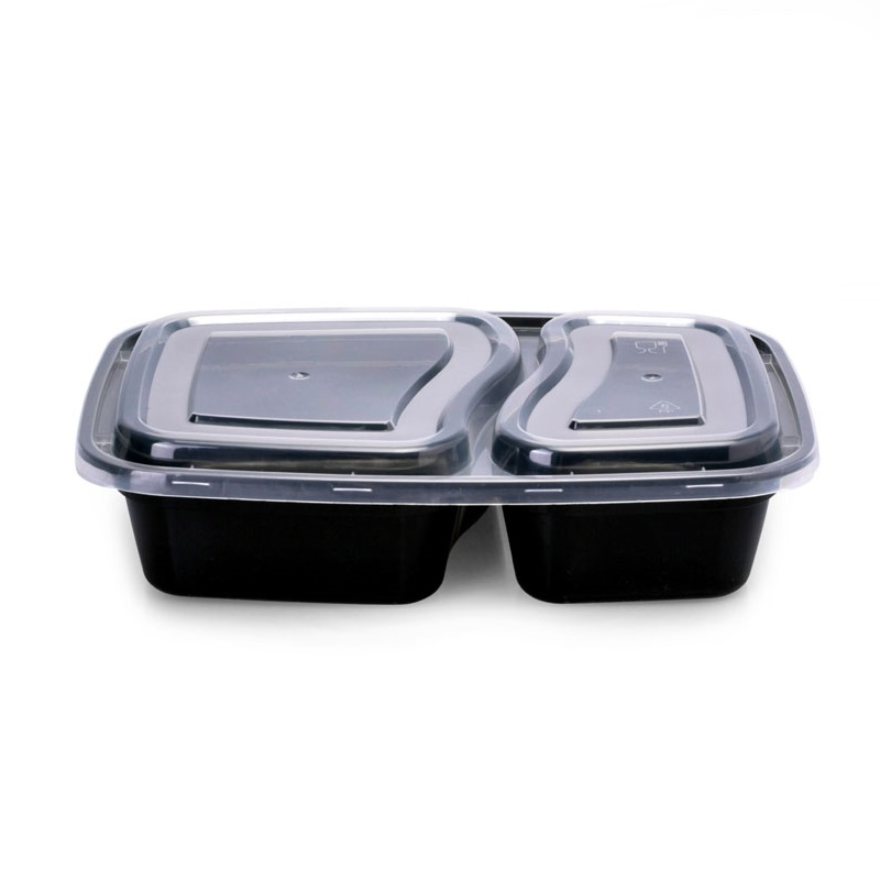 150set disposable microwave food storage safe meal prep containers kids food container tableware. Black Bedroom Furniture Sets. Home Design Ideas