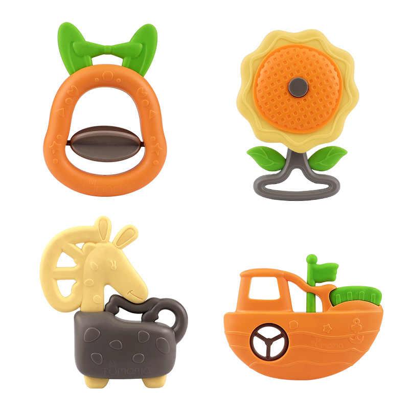 Tumama 4 ~ 10 шт. детские погремушки игрушки животные музыка ручная качалка-кровать колокольчик Новорожденные милые животные детские игрушки-погремушки Висячие погремушки Игрушка