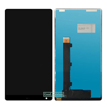 100% testado de alta qualidade novo preto/branco 6.4 polegada para xiao mi mi x/mi x pro display lcd + tela toque digitador assembléia