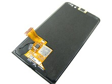 Replacement Full LCD Display + Touch Screen Digitizer for BlackBerry Z30 Black