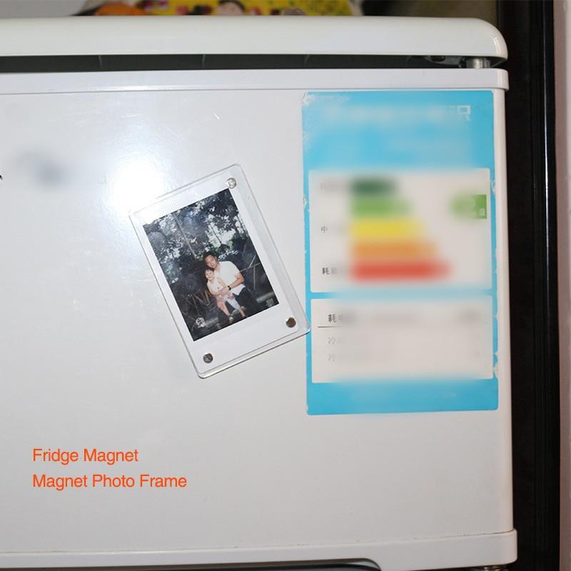Drop Shipping Magnet Photo Frame For Fujifilm Instax Mini