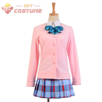 LoveLive! UR Cards Nico Yazawa Women Girls Dress Costumes Full Set Halloween Party Cosplay Costume