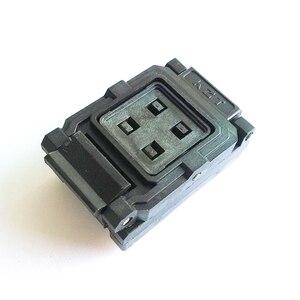 Image 3 - بغا 132/152 إلى TSOP48 U القرص الوجه scoket SSD محرك الحالة الصلبة مبرمج محول 1.0 مللي متر الملعب IC حجم: 12*18 14*18