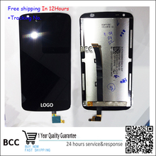 100% Original For HTC Desire 526 526G LCD display screen+touch screen digitizer assembly Test Ok