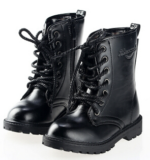 790ace0cc New brand Boys &Girls Combat Boots Children Shoes Girls Boots Boys Shoes  Martin Boots Shoes High Help Girls Shoes SRTX5018-in Boots from Mother &  Kids on ...