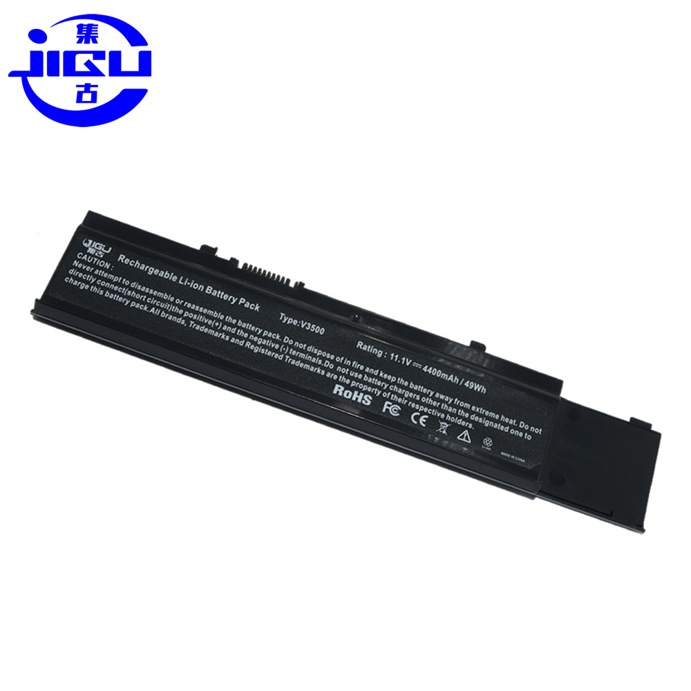 JIGU Laptop Battery For <font><b>Dell</b></font> Vostro <font><b>3500</b></font> 3400 3700 Replace:0TY3P4 0TXWRR 312-0997 4JK6R 7FJ92 image