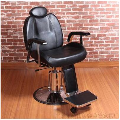 Hair Chair Multi-functional Shave Hair Chair Swivel Chair Put Down Lift Hair Chair Manufacturer Direct Cut Hair Chair.