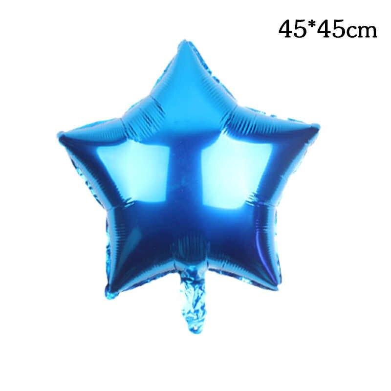 6 pçs/set Pocoyo Balões Foil Balão Dia das Crianças Suprimentos Baby Shower da Festa de Aniversário Balões Decoração Globos de Ar brinquedos