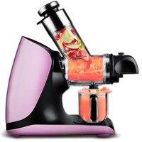 Exprimidores es una máquina exprimidora de agua profunda multiusos automática para frutas y verduras.