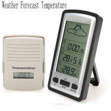 Hot Brand New High Quality Durable Digital Wireless Outdoor Indoor Weather Station hygrometer Thermometer Humidity Meter