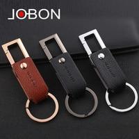Genuine Leather Waist Hanging Keychain Key Ring Carabiner Key Chain Key Holder Christmas Gift Chaveiro Llaveros