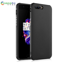 OnePlus 5 Case Silicon Back Cover Luxury 3D Carved Shell Original Barnd Soft TPU Phone Coque