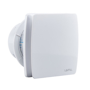 Image 1 - 4inch Exhaust Fan Home Bathroom Kitchen Bedroom Toilet Low Noise Ventilator Fans Hotel Wall Silent Extractor Pipe
