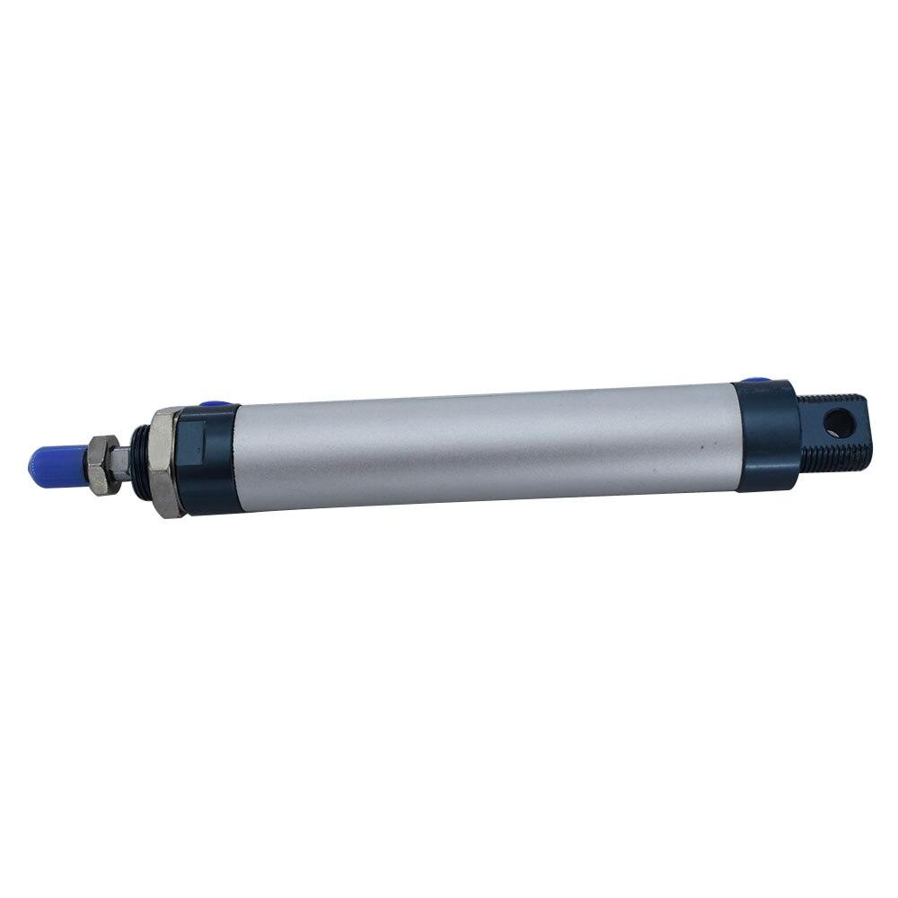 цена на MAL Type Aluminum Alloy Pneumatic Cylinder 16mm Bore 25/50/75/100/125/150/175/200/250/300/400/500mm Stroke Air Cylinder