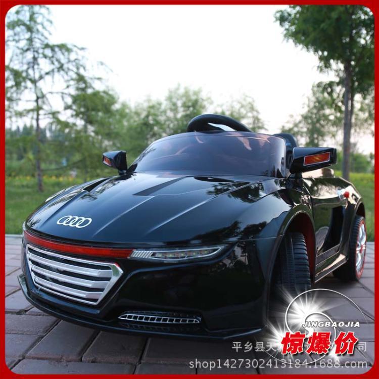 2ec5c4b05 Audi children electric car dual drive electric remote control car ...