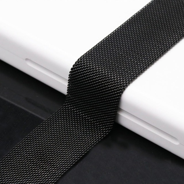 Strap For Apple Watch band apple watch 4 3 iwatch band 42mm 38mm 44mm 40mm Accessories Milanese loop pulseira correa Bracelet 4