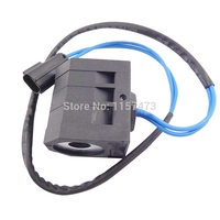 24v Solenoid Valve Coil for Daewoo Excavator, ( H: 52mm, diameter: 16mm), 3 month warranty