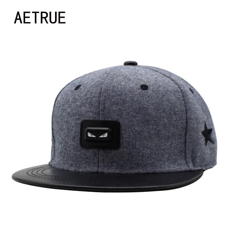 AETRUE Fashion Women Baseball Cap Men Snapback Caps Hats For Men Hip Hop Brand Bone Casquette Gorras Adjustable Snap Back Caps