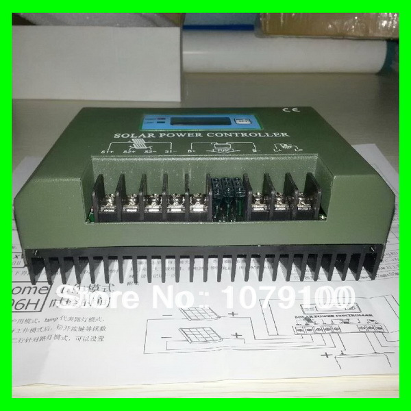 CE&RoHS Certificate LCD and LED Display 24V 40A traffic light controller rohs
