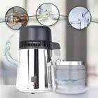 750 w 4L Capaciteit Zuiver Water Distilleerder Purifier 304 Rvs Container Filter Gedestilleerd Water Apparaat 220 v - 2