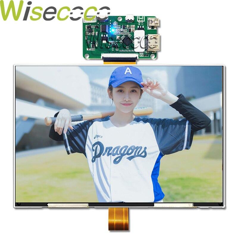 8.9 pouces 2 k lcd 2560*1600 3d imprimante affichage TFTMD089030 ips écran plein angle de vision mipi interface HDMI carte support module