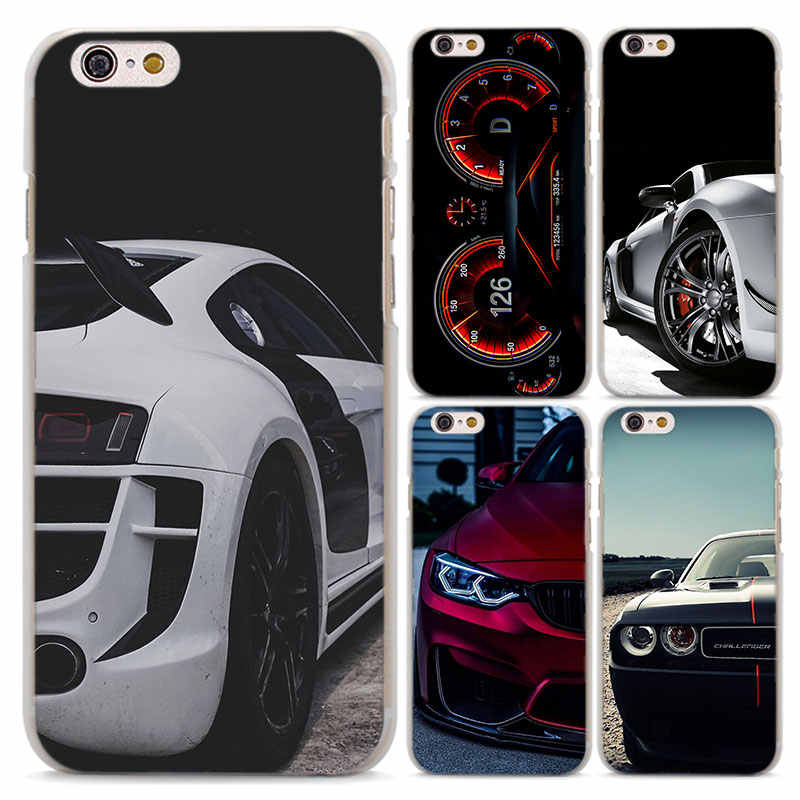 86c930e4680f BiNFUL Sport car super car Pattern Hard Clear Phone Cases Cover for Apple  iPhone 6 6s