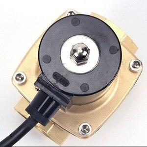 Image 4 - 220VAC 24VDC עמיד למים IP דירוג 68 מזרקה מתחת למים בדרך כלל סגור סולנואיד שסתום, DN15/DN20/DN25/DN32/DN40/DN50