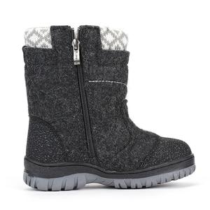Image 3 - (Отправить от России) MMnun валенки детские валенки зимние ботинки для мальчика 2019 зимние сапоги для мальчика зимняя обувь для мальчиков ботинки для мальчика детская обувь детская зимняя обувь 23 28 ML9424