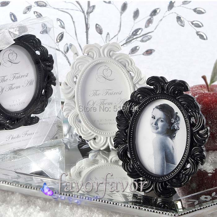 Online Free Shipping 100pcs Elegant Baroque Mini Frame Victorian Style Place Card Holder Wedding Favors Party Bridal Shower Aliexpress Mobile