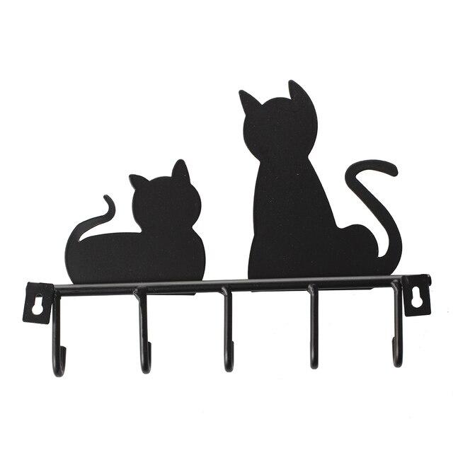 Katze Eisen Verkauf Design Wand Mantel Tür Us7 Schlüssel