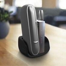 Iqos 3 액세서리에 대 한 Type c 디자인 데스크 충전기 iqos 3.0 멀티에 대 한 휴대용 충전기 홈 자동차 사무실에 적합