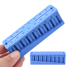 цена на Dental Mini Endo Measuring Autoclavable Endodontic Block Files Dentist Instrument Ruler Equipment