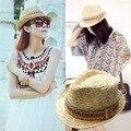 Летом женские кцмд strawhat богема радуга с модной шляпе