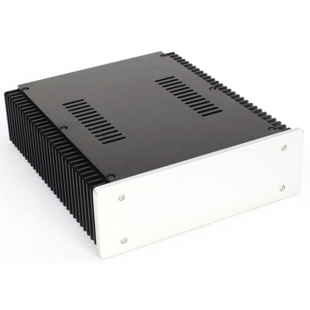 WA92 Aluminum Chassis Amplifier Case/Amplifier Enclosure /DIY Cabinet DAC Box DIY KIT(China)