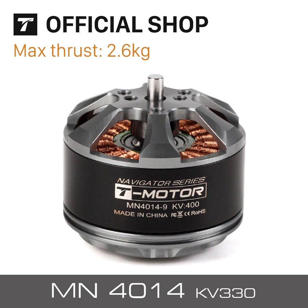 Футболка Двигатель высокая производительность MN4014 kv330 Outrunner Двигатель для БПЛА RC дроны роторов вертолеты тяжелые мульти-ротора