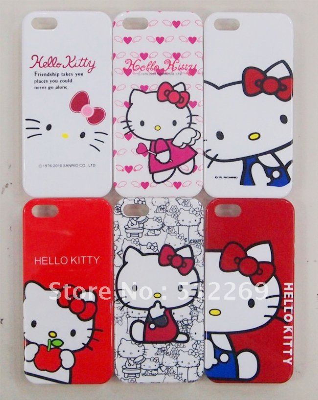 best service 42123 580ec US $200.0 |New Fashion !!! Hello Kitty Cartoon Hard Back Cover Case For  iphone 5 5G DHL Free Shipping on Aliexpress.com | Alibaba Group