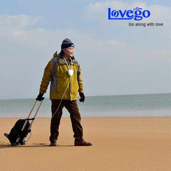 Rumah sakit menggunakan konsentrator oksigen medis LoveGo LG102P - Peralatan rumah tangga - Foto 3