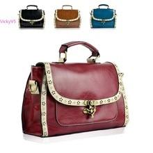 2015 spring and summer season new Korean vogue diagonal packet retro development Messenger bag women purse shoulder bag VY 15792