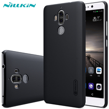 Huawei Mate 9 Case Original Nillkin Super Frosted Hard Plastic Cover For Huawei Mate 9 Phone Cases Free Screen Protector Film