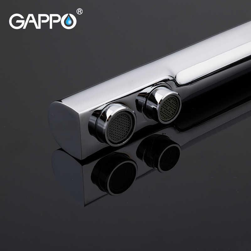 GAPPO кухонный кран фильтр для воды кран кухонный раковина кран смеситель для воды кран кухонный кран torneira с фильтруемой водой латунный смеситель