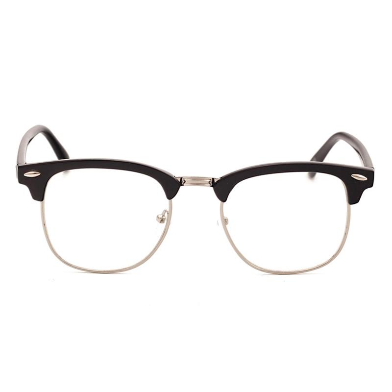 diseño de calidad 66ae6 d5fde € 3.48 5% de DESCUENTO|Montura de gafas de moda Pro Acme con lentes  transparentes para hombre Johnny Depp para mujer CC0554-in De los hombres  gafas de ...