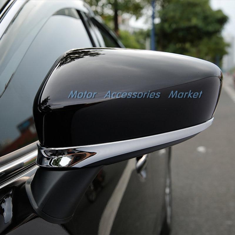 New Chrome Rearview Mirror Trim For Mazda 6 Atenza 2014 2015 2016 2017 2018