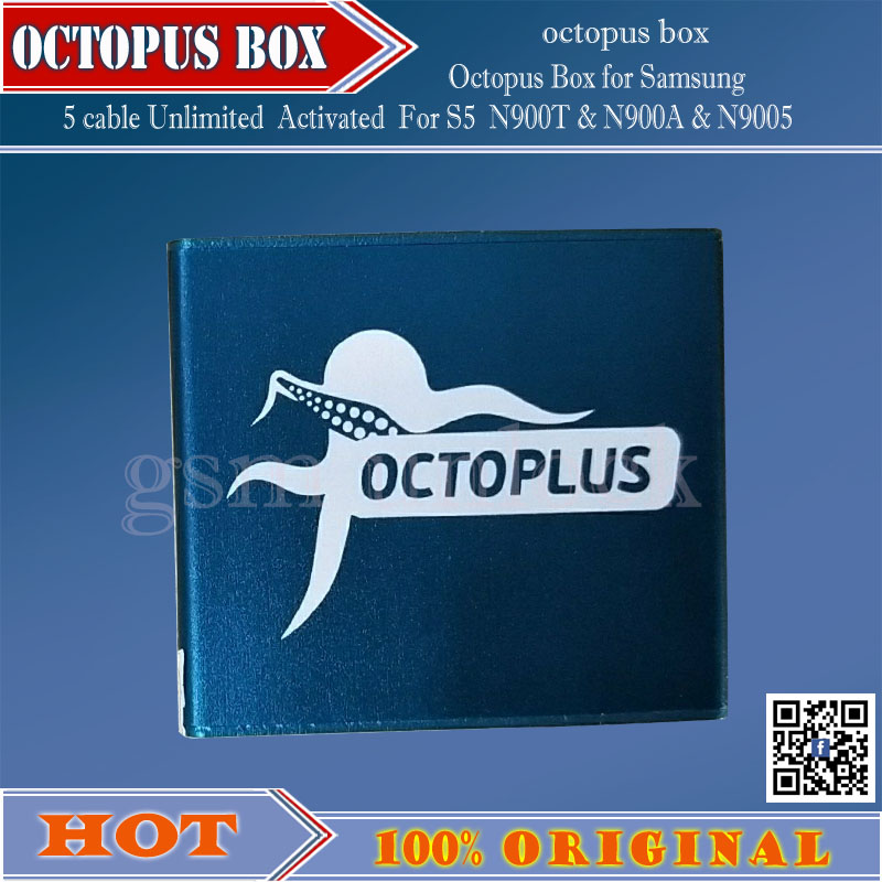 100% Original 2019 new octopus box / Octoplus Box For