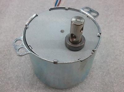 1pc 50KTYZ 220V-240V AC Metal Shell 6W 50Hz / 60Hz 1RPM/2.5RPM/5RPM/10RPM/15RPM/30RPM/66RPM/120RPM/150RPM Fan Synchronous Motor free shipping tyj50 cw ccw metal shell fan synchronous motor 5 6rpm ac220 240v 4w