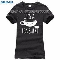 It S Tea Shirt T Shirt Graphic Tee Womens Tshirts Funny Gift For Mom Tea Lover